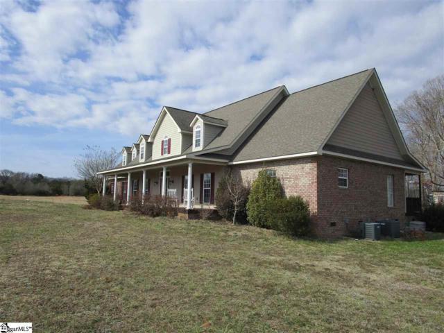 647 Gin House Road, abbeville, SC 29620 (#1364289) :: Hamilton & Co. of Keller Williams Greenville Upstate