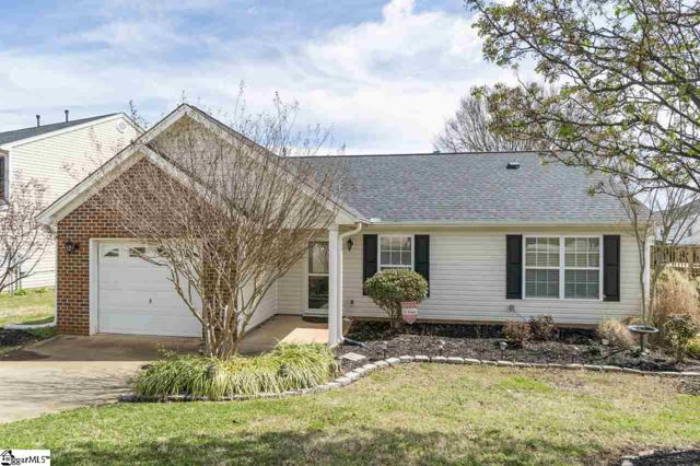 111 Chartwell Drive, Greer, SC 29650 (#1364298) :: Coldwell Banker Caine