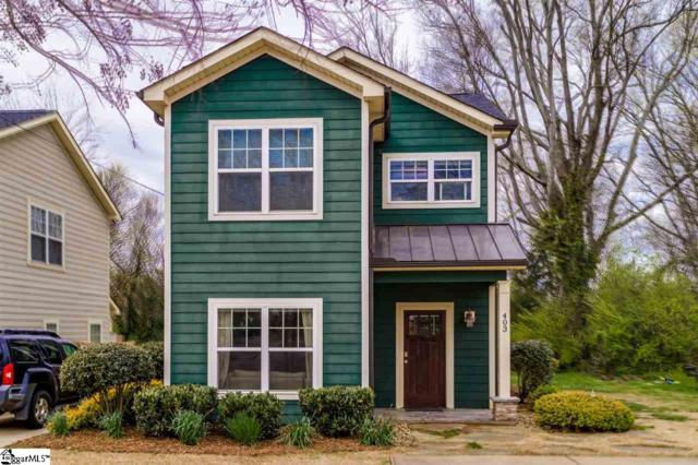 403 Pinckney Street, Greenville, SC 29601 (#1364568) :: Hamilton & Co. of Keller Williams Greenville Upstate