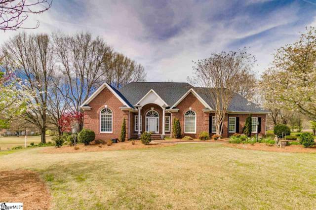 551 Live Oak Court, Greer, SC 29651 (#1364724) :: Coldwell Banker Caine