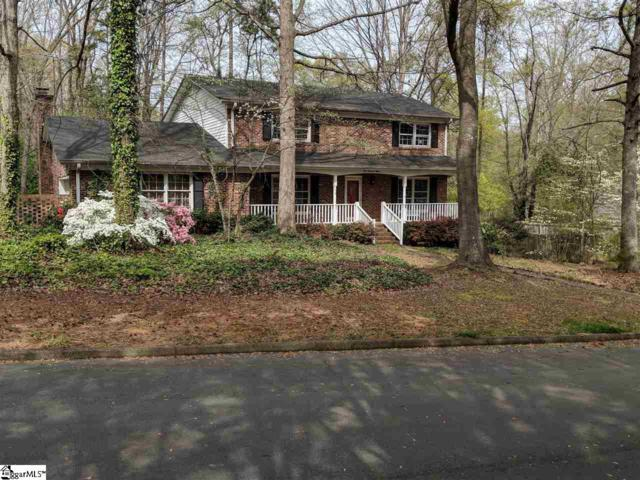 115 Oglewood Drive, Simpsonville, SC 29681 (#1364769) :: Coldwell Banker Caine