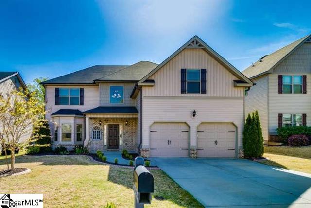 260 Oak Branch Drive, Simpsonville, SC 29681 (#1365340) :: Coldwell Banker Caine