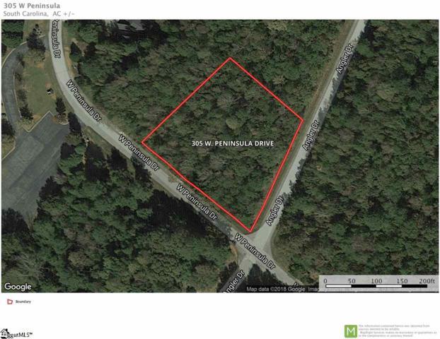305 W Peninsula Drive, Laurens, SC 29360 (#1365440) :: J. Michael Manley Team