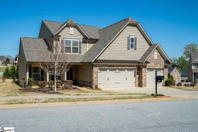119 Chandler Crest Court, Greer, SC 29651 (#1365560) :: The Toates Team