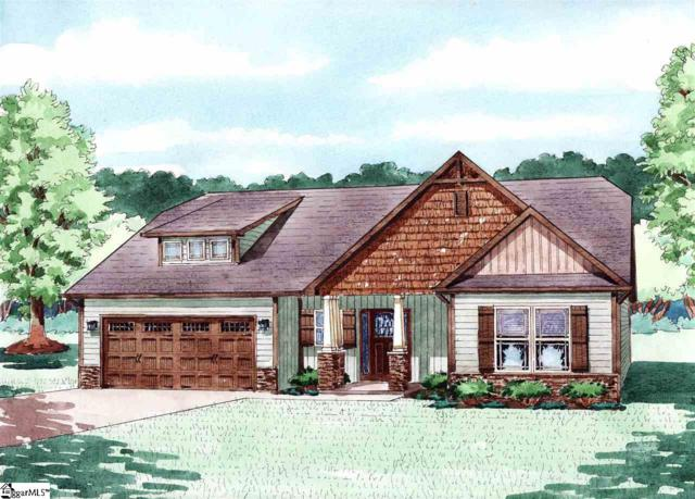 21 Bishop Lake Road Lot 155, Taylors, SC 29687 (#1365664) :: The Toates Team