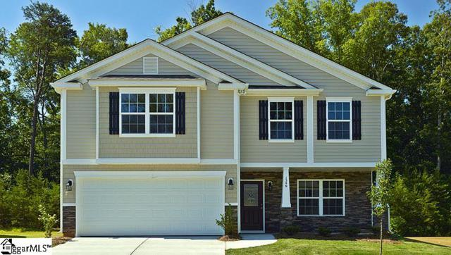 550 Falls Cottage Run, Boiling Springs, SC 29316 (#1365678) :: Hamilton & Co. of Keller Williams Greenville Upstate