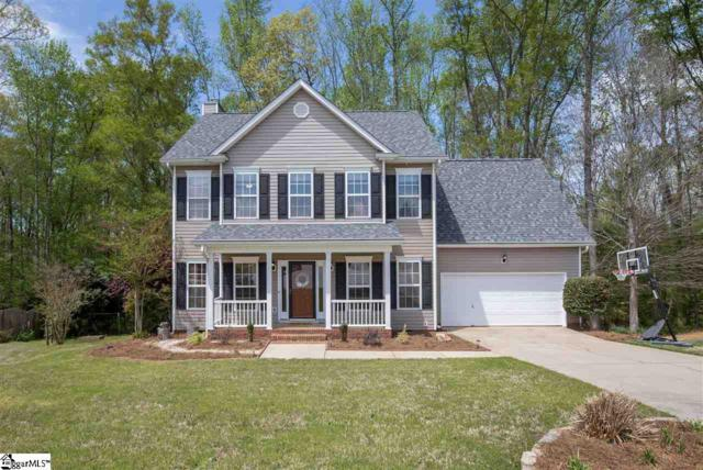 205 Coltsfoot Court, Simpsonville, SC 29680 (#1365704) :: The Toates Team