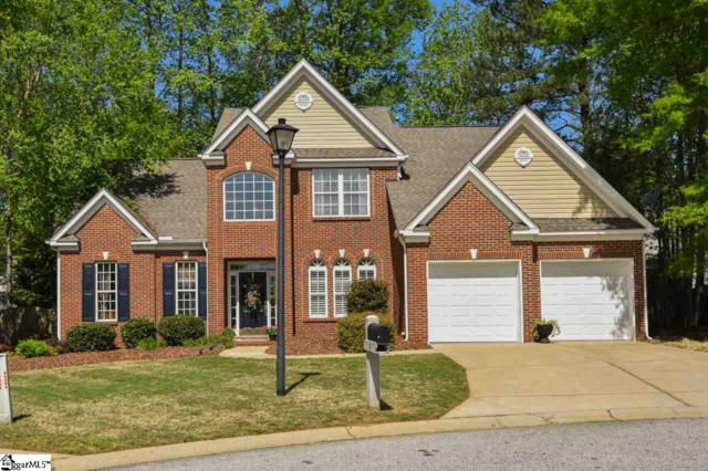 8 Trebor Court, Simpsonville, SC 29681 (#1365708) :: Coldwell Banker Caine