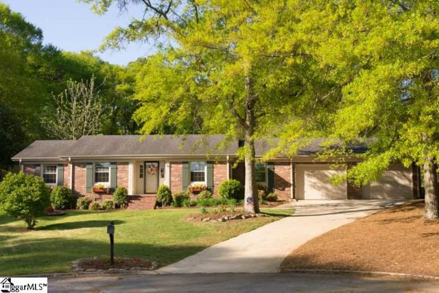 4 Sandridge Court, Simpsonville, SC 29681 (#1365733) :: The Haro Group of Keller Williams