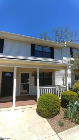 408 Townes Street Unit 4, Greenville, SC 29601 (#1365862) :: The Haro Group of Keller Williams