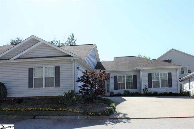 63 Huntress Drive, Greer, SC 29651 (#1365883) :: Hamilton & Co. of Keller Williams Greenville Upstate