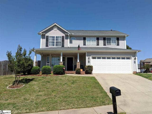 625 Adelaide Drive, Spartanburg, SC 29301 (#1365905) :: Connie Rice and Partners