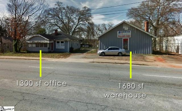 616 S Washington Avenue, Greenville, SC 29611 (#1365961) :: The Toates Team