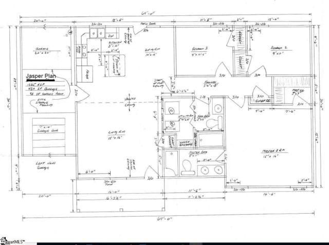 261 Georgia Acres Road, Gray Court, SC 29645 (#1365982) :: J. Michael Manley Team