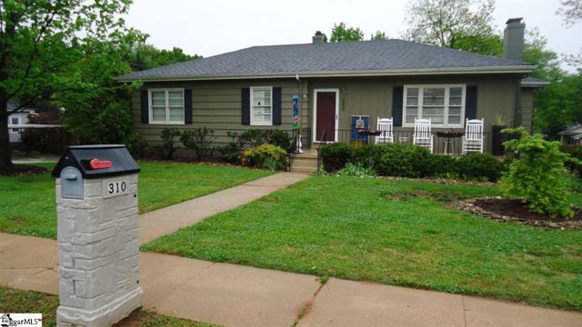 310 W Arlington Avenue, Greer, SC 29650 (#1366033) :: Connie Rice and Partners