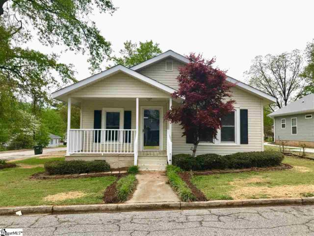 214 Brown Street, Greer, SC 29651 (#1366114) :: Connie Rice and Partners