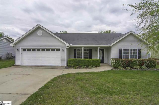 6 Bobber Court, Taylors, SC 29687 (#1366131) :: Connie Rice and Partners