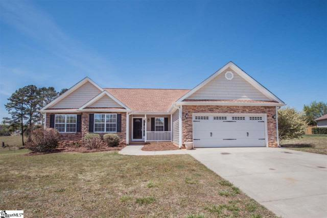 416 Mellow Way, Greer, SC 29651 (#1366146) :: Connie Rice and Partners