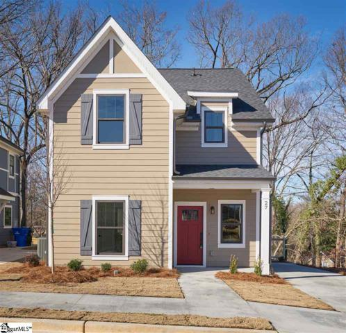 27 Greenridge Drive, Greenville, SC 29607 (#1366148) :: The Toates Team