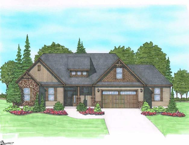 108 Trout Lane Lot 6, Greer, SC 29651 (#1366154) :: Connie Rice and Partners