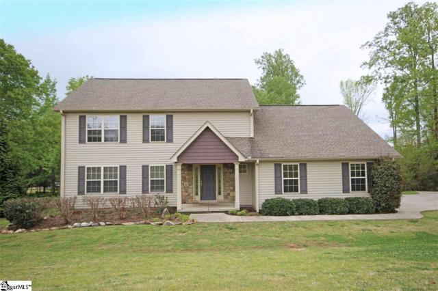 715 W Gap Creek Drive, Greer, SC 29651 (#1366164) :: Connie Rice and Partners