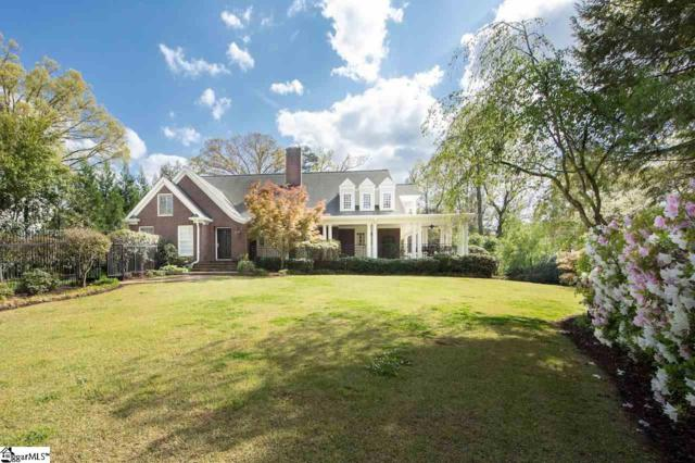 8 Ridgeland Drive, Greenville, SC 29601 (#1366169) :: Connie Rice and Partners