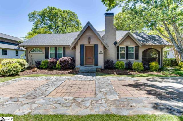 2646 Augusta Street, Greenville, SC 29605 (#1366174) :: Connie Rice and Partners