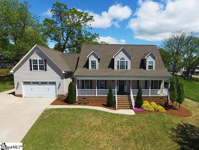 411 Oak Wind Circle, Greer, SC 29651 (#1366284) :: The Toates Team