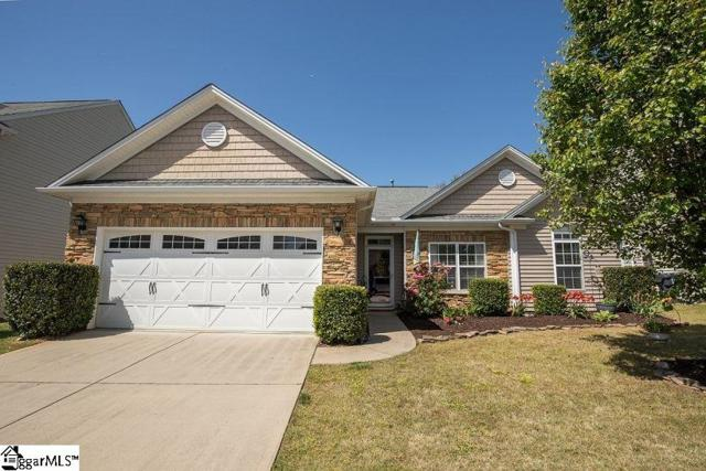 10 Paranor Drive, Simpsonville, SC 29681 (#1366545) :: The Toates Team