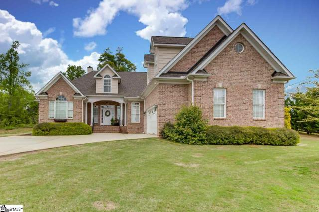 2 Hunters Landing Drive, Greer, SC 29651 (#1366629) :: Coldwell Banker Caine