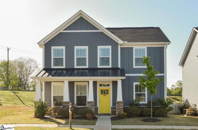 201 Wicker Park Avenue, Greer, SC 29651 (#1366702) :: The Toates Team