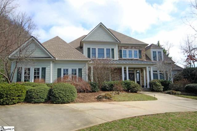 31 Mountain Oak Lane, Travelers Rest, SC 29690 (#1366764) :: Hamilton & Co. of Keller Williams Greenville Upstate