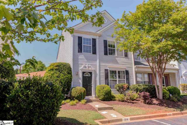 314 Claybrooke Drive, Greer, SC 29650 (#1366776) :: The Toates Team