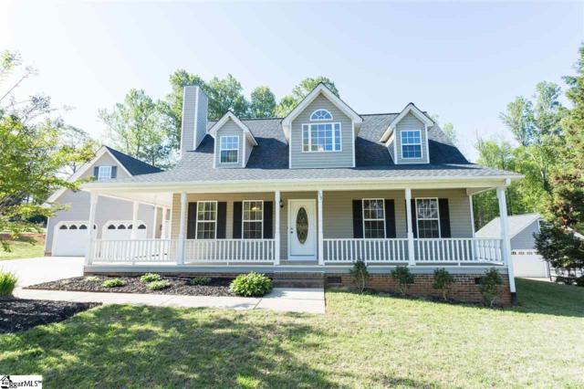 109 James Creek Point, Easley, SC 29640 (#1366899) :: Hamilton & Co. of Keller Williams Greenville Upstate