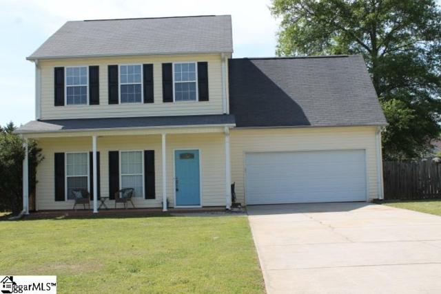 105 Wild Wing Court, Easley, SC 29642 (#1366917) :: The Toates Team
