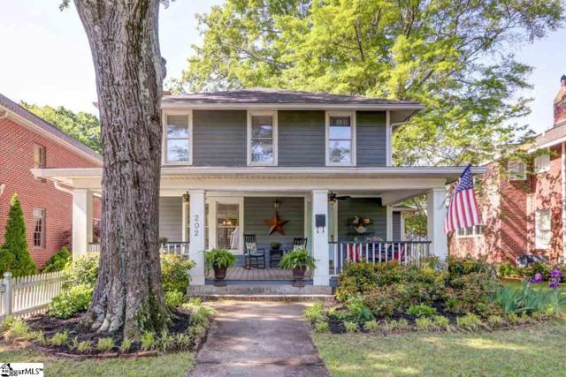 202 E Earle Street, Greenville, SC 29609 (#1367063) :: Hamilton & Co. of Keller Williams Greenville Upstate