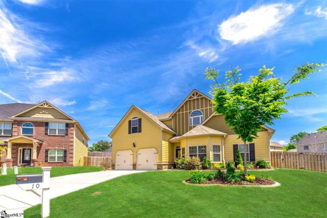 10 Howden Place, Simpsonville, SC 29681 (#1367125) :: Mossy Oak Properties Land and Luxury