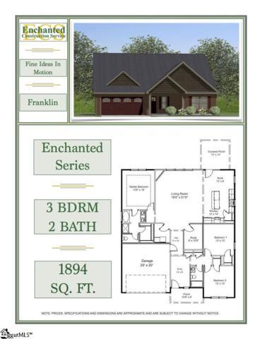 315 Meadowmoor Road, Greer, SC 29651 (#1367293) :: Hamilton & Co. of Keller Williams Greenville Upstate