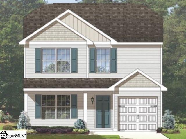 134 Evvalane Drive, Spartanburg, SC 29302 (#1367331) :: Hamilton & Co. of Keller Williams Greenville Upstate