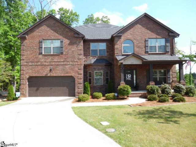 224 Dante Lane, Simpsonville, SC 29681 (#1367402) :: Hamilton & Co. of Keller Williams Greenville Upstate