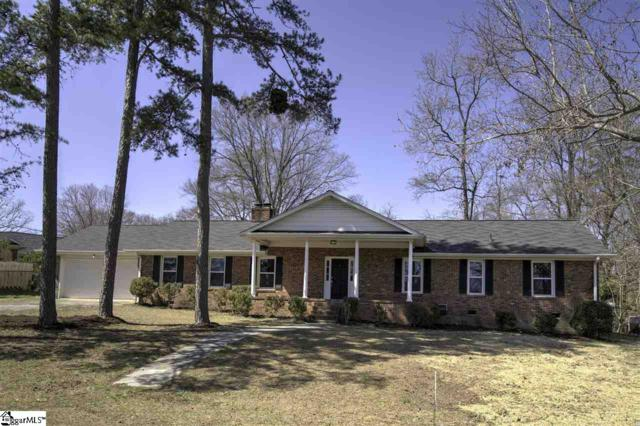5 Vaille Drive, Taylors, SC 29687 (#1367483) :: Hamilton & Co. of Keller Williams Greenville Upstate