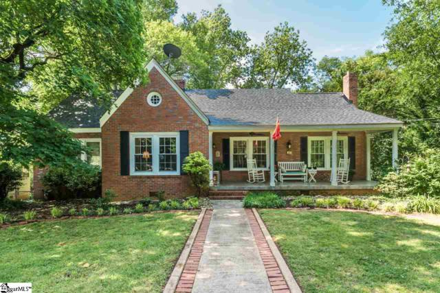 105 W Mountainview Avenue, Greenville, SC 29609 (#1367524) :: Hamilton & Co. of Keller Williams Greenville Upstate