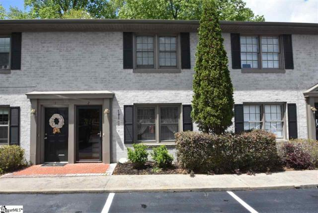 5003 Edwards Road Unit #2, Taylors, SC 29687 (#1367569) :: Hamilton & Co. of Keller Williams Greenville Upstate
