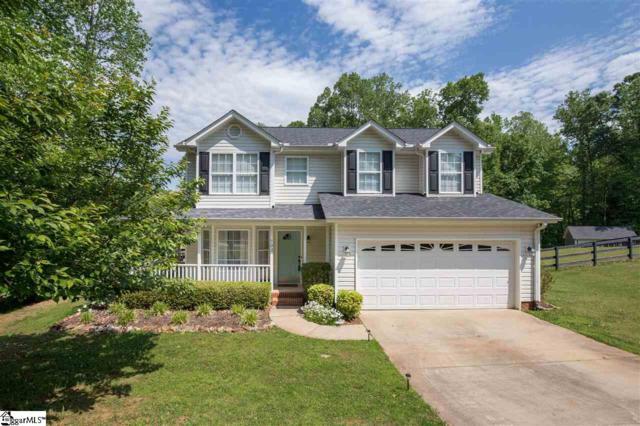 703 Timberwood Ridge, Greer, SC 29651 (#1367604) :: Hamilton & Co. of Keller Williams Greenville Upstate