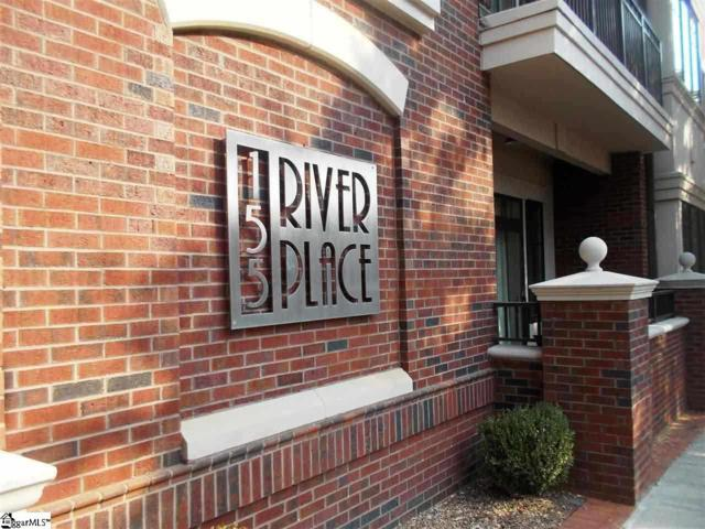 155 Riverplace Way Unit 204, Greenville, SC 29601 (#1367879) :: Hamilton & Co. of Keller Williams Greenville Upstate