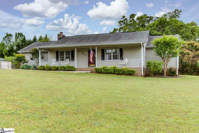 311 Kingston Way, Anderson, SC 29625 (#1367909) :: The Toates Team