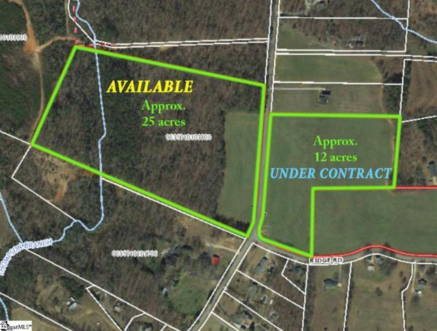33386 Ridge Road, Greer, SC 29651 (#1368044) :: Hamilton & Co. of Keller Williams Greenville Upstate