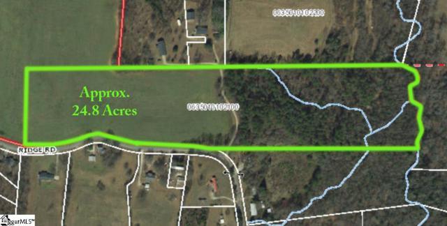 33377 Ridge Road, Greer, SC 29651 (#1368046) :: Hamilton & Co. of Keller Williams Greenville Upstate