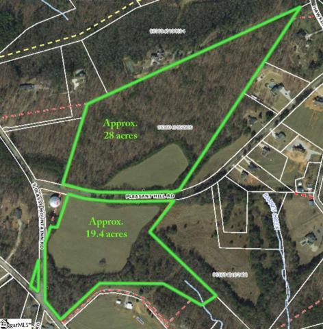 33534 Pleasant Hill Road, Greer, SC 29651 (#1368047) :: Hamilton & Co. of Keller Williams Greenville Upstate
