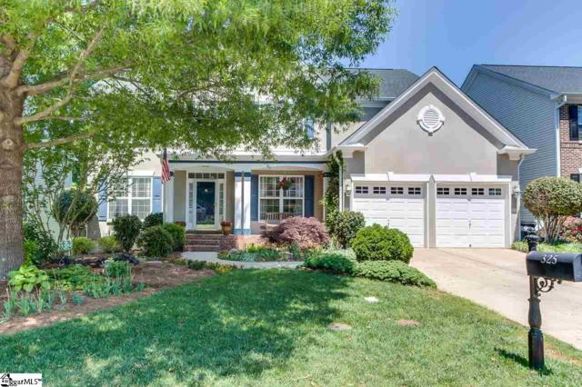 325 Ascot Ridge Lane, Greer, SC 29650 (#1368064) :: Coldwell Banker Caine
